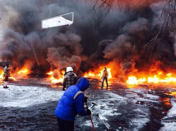 fire protests ukraine photo by katya gorchinskava