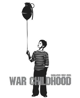 War Childhood, a book by Jasminko Halilovic