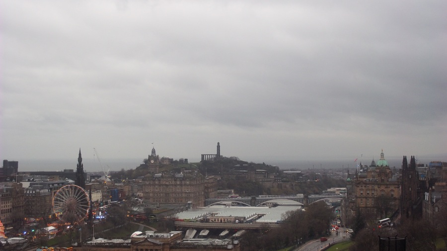 Edinburgh III (Dec. 2012). Photo by Natalia Bonilla.
