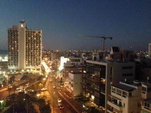 Calles de Tel Aviv