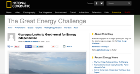Great Energy Challenge