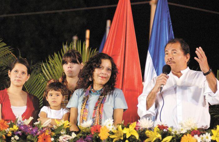 Ortega, Murillo y su marca dedemocracia