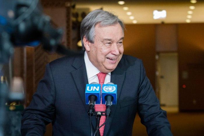 Guterres y su plan de reformar laONU