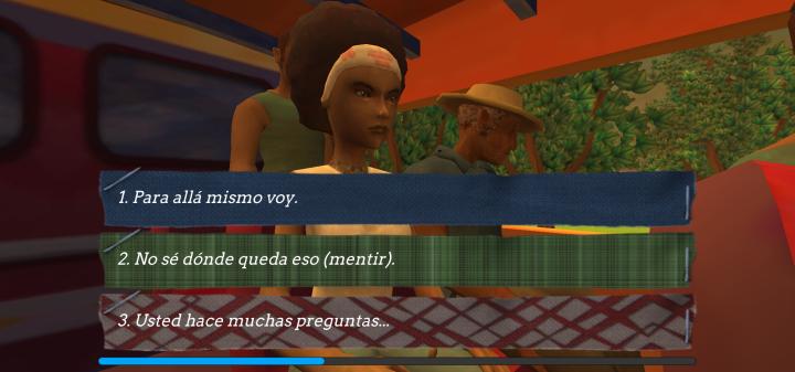 Un videojuego por la paz enColombia