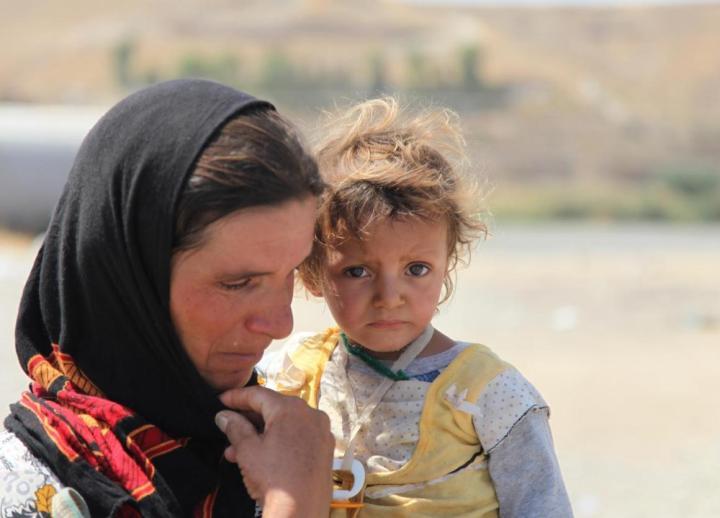 El genocidio de losyazidíes