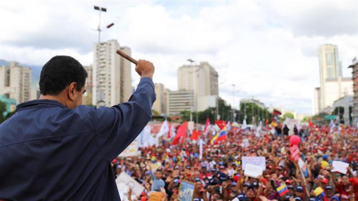 Venezuela rumbo a unaconstituyente