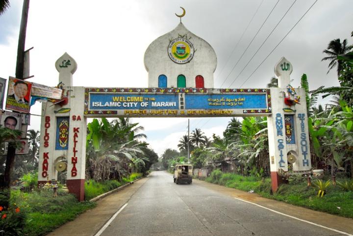 Marawi, nuevo foco del EI enFilipinas