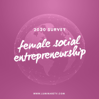 Survey: Female Social Entrepreneurship in 2020