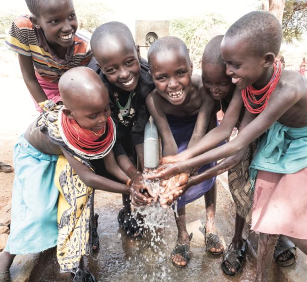 The Samburu Project photo by Mamen Saura