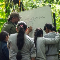 The Conservation of the Choco Andino Region